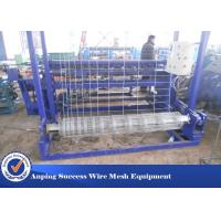Wholesale High Speed Cattle Fence Machine , Grassland Fence Making Machine Small Size from china suppliers