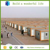 China prefabricated steel houses modular shipping containers for sale on sale