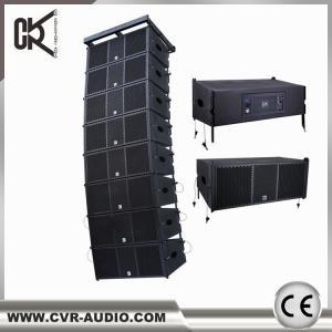 China Outdoor Concert Speakers Dj Speaker Cvr Speaker Wooden Speaker Audio Professional Equipment on sale