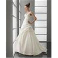Wholesale Fully Boned Ball Gown V - Neck Straps Wedding Dressing Gowns / Bridal Gown with Beadings from china suppliers