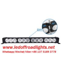 China 120W Waterproof IP67 Flex Array Modular Led Light Bar,Light Bars For Trucks,off road light bar on sale
