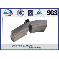 China Standard GB / T 9439-1988 Composite Railway Brake Blocks on sale