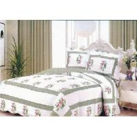 Wholesale 100% Cotton Quilted and Printed Comforter Set from china suppliers