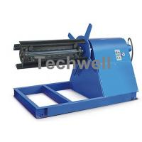 Wholesale 6.3Mpa Cold Roll Forming Machine , Automatical Hydraulic Decoiler With 0-15m/min Forming Speed from china suppliers