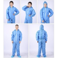 Wholesale Non Woven Sterile Surgical Disposable Isolation Gowns from china suppliers