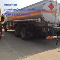 Wholesale HOWO A7 OIL TANK Truck to transport OIL  6000L-25000L SINOTRUK Brand 6 x 4 371HP With OIL PIPE  PUMP from china suppliers