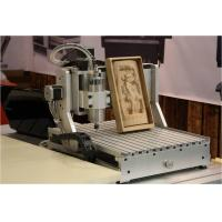 Wholesale 2030 800W 4 AXIS small wood carving engraving cutting machine for sale from china suppliers