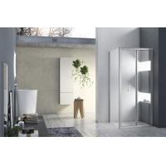 China 6mm Glass Bi-fold Shower Enclosure Shower Room CE Certification for sale