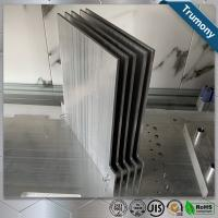 Wholesale High Frequency Aluminum Radiator Brazing , Car Radiator Cooling System from china suppliers