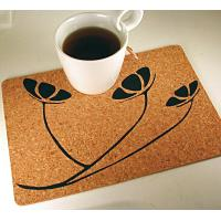 China PP Silicone Felt + 100% hand woven bamboo place mats table placemats and coasters on sale