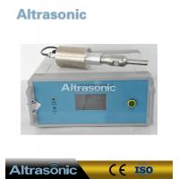 500 Watts Small Lab Ultrasonic Homogenizer For Oil - Water Emulsification for sale