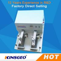 Wholesale 104mm AC220V 50Hz 40W  Electronic Textile Testing Equipment Rubbing Fastness Testing Machine for Fabric Textile from china suppliers