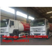 Buy cheap Hot sale SINO TRUK HOWO 6*4 LHD/RHD 25CBM LPG Bobtail Truck 20CBM LPG Filling Truck 12T 10T LPG Road Delivery Truck from Wholesalers
