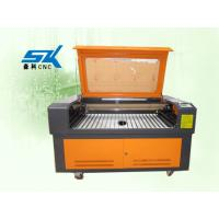 Wholesale Co2 laser engraving/cutting machine for leather,paper,cloth,wood ect all kinds of nonmetal materials from china suppliers
