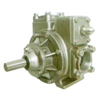 "Quality Anti Corrosive Fuel Transfer Pump Stainless Steel Vane Pump DN65 / 2.5"" for sale"