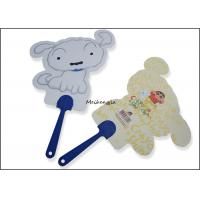 China Special Shape Plastic Hand Held Fans Can Be Use As Wedding Gifts And Souvenirs for sale