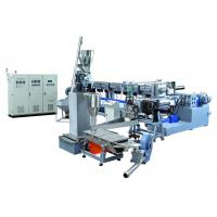 Wholesale Low Noise Plastic Recycling Pellet Machine Tou Screen PLC Controllor from china suppliers