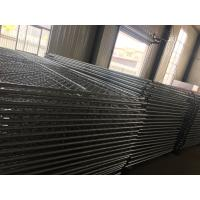 Wholesale America chain link Temporary fence for construction site from china suppliers