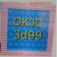 Wholesale OK3D circular parallex dot pattern fly--eye 3d circulate Stereoscopic Software 360 Degree depth 3D Fly eye Software from china suppliers