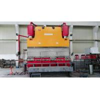 Buy cheap CNC Hydraulic Plate Bending Machine Easy Operation Hydraulic Press Brake from wholesalers