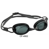 Wholesale Customized Gray Anti Fog Racing Swimming Goggles With Mirror Coating from china suppliers