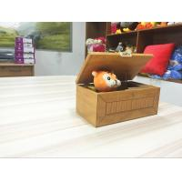 Wholesale Creative Useless Boring Kids Wooden Toy Box from china suppliers