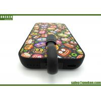 Wholesale High Capacity Colorful Portable Power Bank , Full Colour Printing Logo Bower Banks from china suppliers
