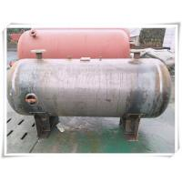 Wholesale 3000 Liter Stainless Steel Air Receiver Tank , Pneumatic Compressed Air Reservoir Tank from china suppliers