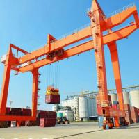 Wholesale Shipyard Shipbuilding Ship To Shore Gantry Crane 40t 50t 60t 24 Months Warranty from china suppliers