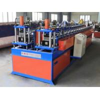 Wholesale Customorized Steel Dual Door Rail Roll Forming Machine 2 In 1 Easy Operation from china suppliers