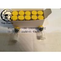 China Muscle Mass Powder CAS 158861-67-7 2mg/Vial GHRP-2 Purity 99% Ghrp-2 Acetate on sale