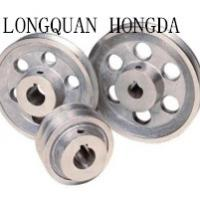 Quality High Precision Aluminum Belt Pulleys Customized CNC Machined Aluminum Parts for sale