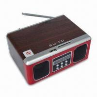 Wholesale Mini Computer Audio Speaker with SD Card, LED Screen and FM Radio Function from china suppliers