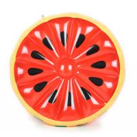 Wholesale 180*150cm Inflatable Pool Floats Environmental Protection Watermelon Float from china suppliers