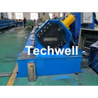 Wholesale 150 / 300mm Cable Tray Cold Roll Forming Machine With GI , Carbon Steel Raw Material from china suppliers