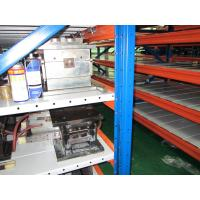 Wholesale Anti - Rust Heavy Duty Storage Shelves For Fabric Material 500kg - 4000kg / level from china suppliers