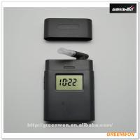 Buy cheap Healthy Top Design Patent Breathalyzer Mouthpieces wih LED display from wholesalers