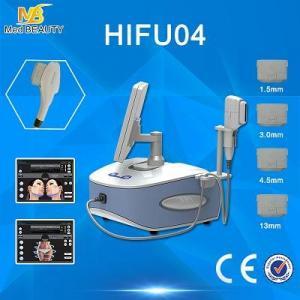 Wholesale Beauty Laptop HIFU Machine Salon Clinic Spa Machines 2500W 4 J/Cm2 from china suppliers