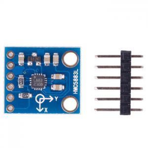 Quality HMC5883L 3 Axis Electronic Compass Magnetometer Sensor Module 3V-5V For Arduino for sale