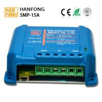 Wholesale 15A Solar MPPT Charge Controller Security For Home Solar Panel Regulator from china suppliers