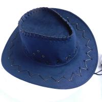 Wholesale Child And Adult Suede Cowboy Outdoor Boonie Hat , Waterproof Promotional Bucket Hats from china suppliers