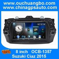 Wholesale Ouchuangbo china gps navi radio Suzuki Ciaz 2015 with USB SD swc spanish OCB-1357 from china suppliers