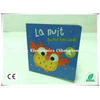 Wholesale 6 Button Animal Sounds Book Module For Indoor Kid's Eductational Learning Book from china suppliers