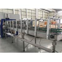 Wholesale Outer Can Packaging Machine Auto Film Wrapping Machine 0.6Mpa - 0.8Mpa from china suppliers