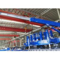 Buy cheap VY60A Blue Hydraulic Static Pile Driver , pile foundation machine with Fast Pile Driving Pile from Wholesalers
