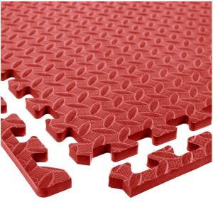 China Eva Gym Soft Extra Mat Thick Anti Fatigue Interlocking Foam Tiles  For Laundry Room Flooring, Kitchen Mats on sale