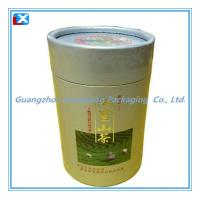 Wholesale Tube round tea box from china suppliers