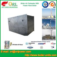 Buy cheap SA210A1 Steel Water Boiler Air Preheater In Power Plant Low Pressure from wholesalers