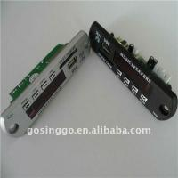 Wholesale car mp3 player module with remote controller from china suppliers