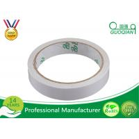 Wholesale Extra Strong White Double Side Tape 50M Length With Pressure Sensitive Tape from china suppliers